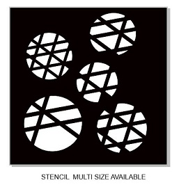Stencil orbit-   multiple sizes available own