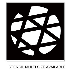 Stencil orbit2 multi size available