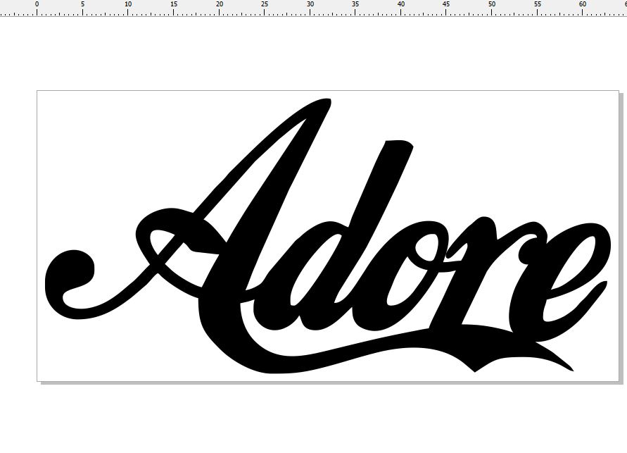 Adore 32 x 64mm
