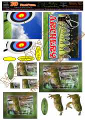 Archery & frogs