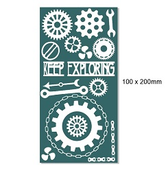 Keep exploring cogs mechanicals,chain 100 x 200