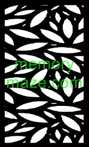 Stencil,mask or template J042 110X180