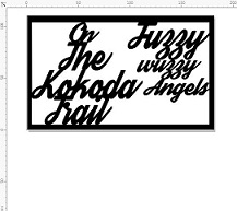 the kokoda track fuzzy wuzzy angels  110 x 180 mm  .jpg