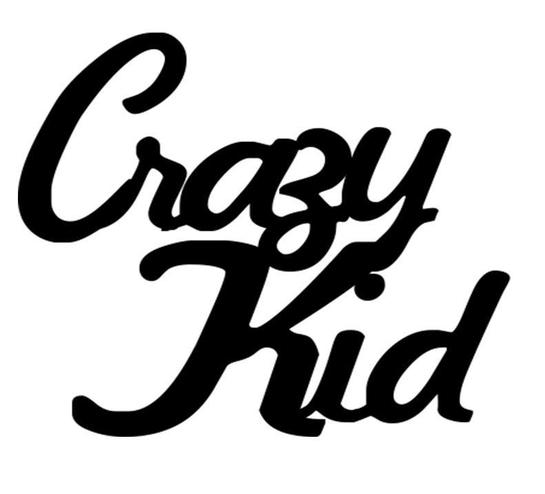 Crazy Kid       63x53MM