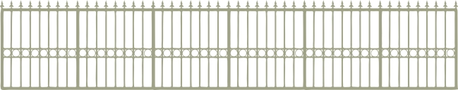 Fence Wrought Iron