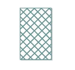 Lattice Chipboard110 x 180mm  .