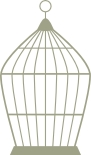 Bird Cage Plain 100mm x 165mm each