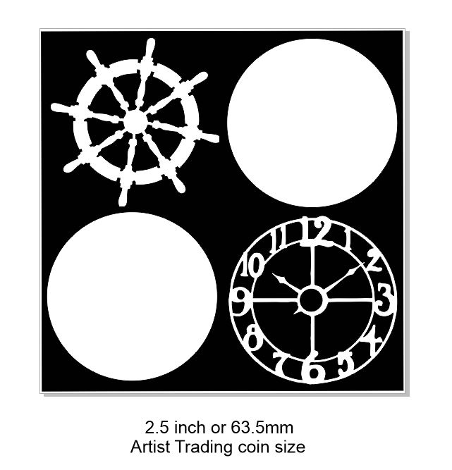ATC Ships wheel All Boy