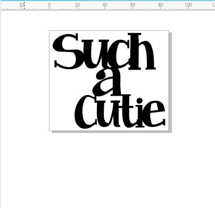 Such a cutie pack 2  100 x 100 mm